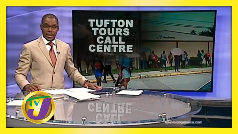 Tufton Reopens Call Centre - October 9 2020 1