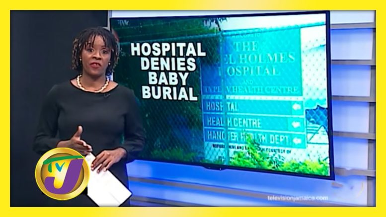 Hospital Denies Baby Burial - October 9 2020 1