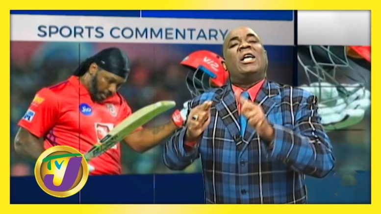 TVJ Sports Commentary - October 9 2020 1
