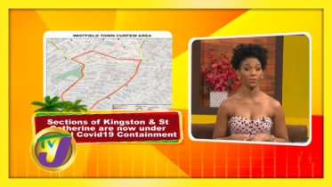 TVJ Smile Jamaica: Trending Topics - October 10 2020 6