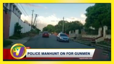 Police Manhunt on for Gunmen - October 10 2020 6