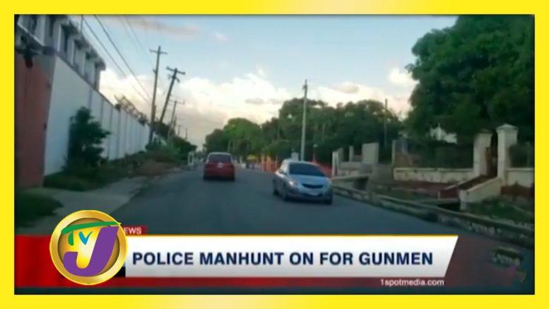 Police Manhunt on for Gunmen - October 10 2020 1
