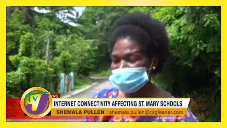 Internet Connectivity Affecting St. Mary Schools - October 10 2020 1