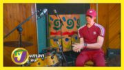 King Yellowman: TVJ Entertainment Report Interview - October 9 2020 3