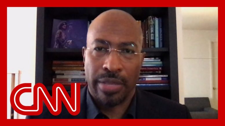 'Remarkable': Van Jones calls out Giuliani's false claim to Trump supporters 1