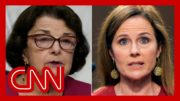 Senator to Amy Coney Barrett: It's distressing not to get a straight answer 3