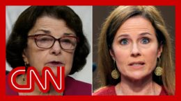 Senator to Amy Coney Barrett: It's distressing not to get a straight answer 6