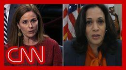 Kamala Harris grills Amy Coney Barrett on Obamacare 5