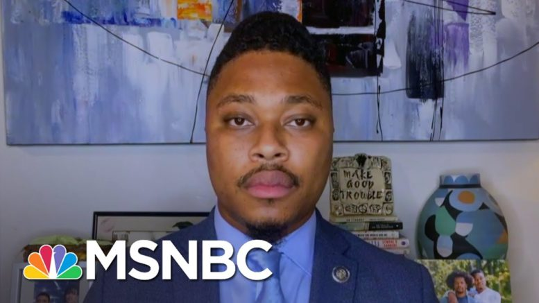 PA State Rep.: Trump Doing Everything In His Power 'To Disrupt The Vote'   The Last Word   MSNBC 1