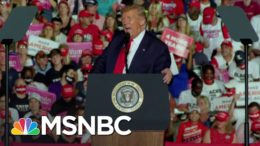 Why Doctors Doubt White House MD's Claim On Trump Covid-19 Status | The 11th Hour | MSNBC 3