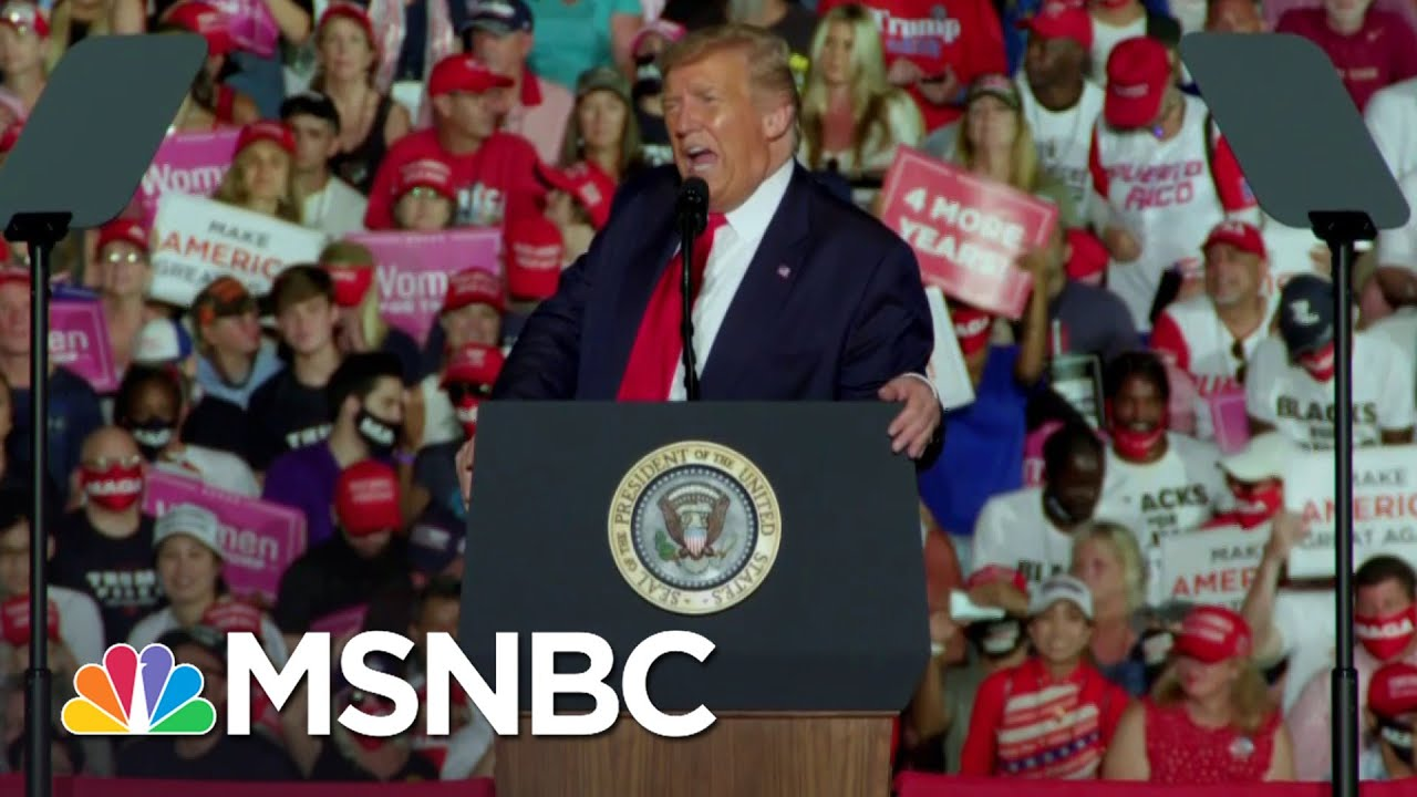 Why Doctors Doubt White House MD's Claim On Trump Covid-19 Status   The 11th Hour   MSNBC 9
