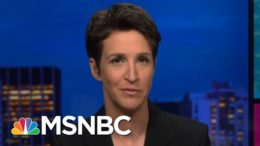 Getting Involved In The 2020 Election? Time To Hit The 'Go' Button!   Rachel Maddow   MSNBC 4