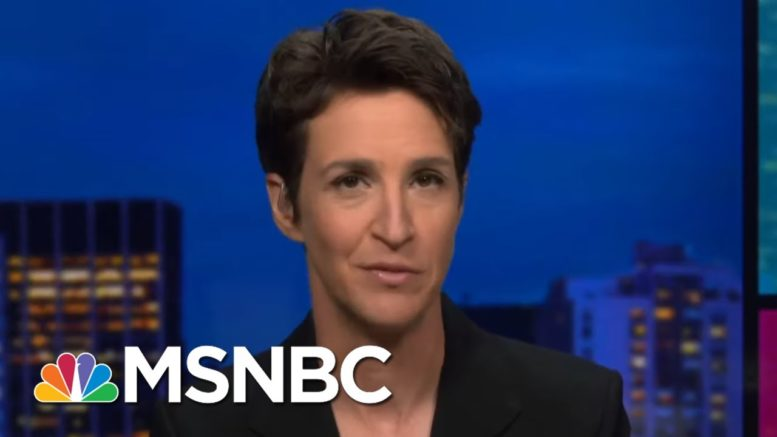 Getting Involved In The 2020 Election? Time To Hit The 'Go' Button!   Rachel Maddow   MSNBC 1