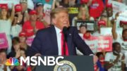 Trump Holds His First Rally Since Coronavirus Diagnosis | Morning Joe | MSNBC 4