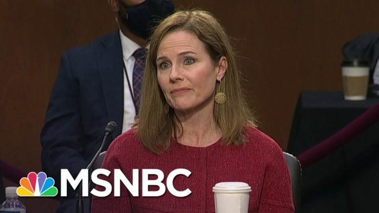 Barrett: George Floyd Video Was 'Very Personal' To Family | MSNBC 1