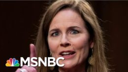 Amy Coney Barrett Uses The Ginsburg Rule 'Very Carefully' On Day Two Of SCOTUS Confirmation Hearing 4