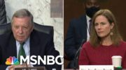 Sen. Dick Durbin: No Ongoing Committee By Democrats To 'Reform The Judiciary'   MTP Daily   MSNBC 2