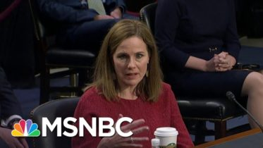 Amy Coney Barrett Refuses To Answer Whether Presidents Should Commit To A Peaceful Transfer Of Power 6