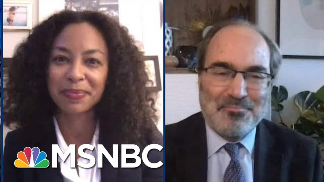Trump Crashing In Key States, 'Red Wall' In Danger, As Dems Eye Record Turnout   MSNBC 3