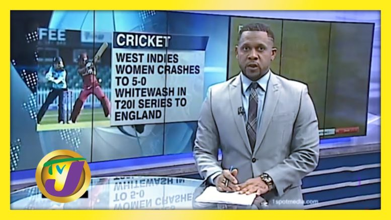 Windies Lose 5-0 to England: September 30 2020 1