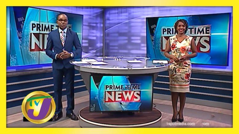 TVJ News: Headlines - October 12 2020 1