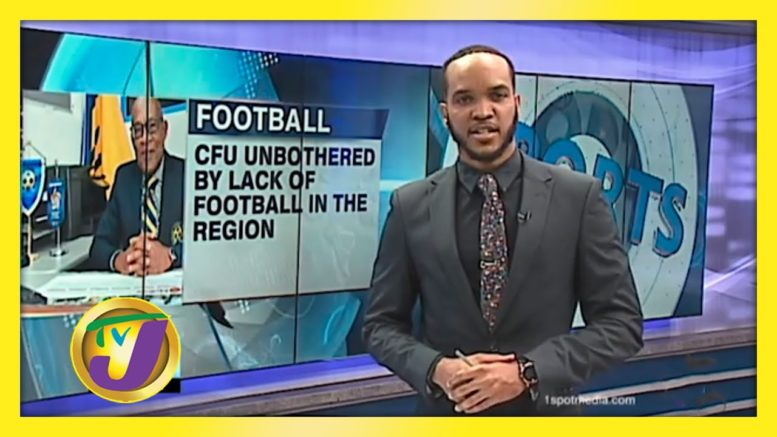 CFU Boss not Worried by Lack of Football in Region - October 12 2020 1