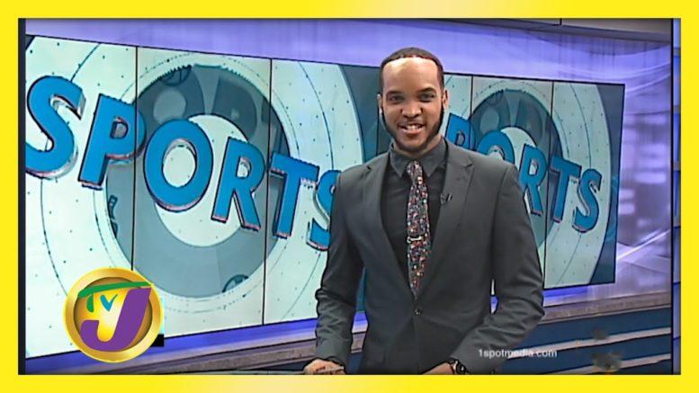TVJ Sports News: Headlines - October 12 2020 1