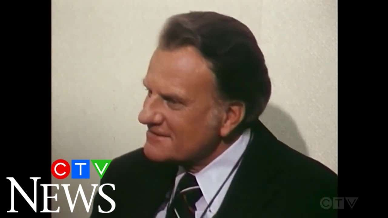 Archive: 1979 interview with Billy Graham 2