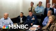 An Inside Look At The Obama Presidency Through Pete Souza's Lens | The Last Word | MSNBC 4