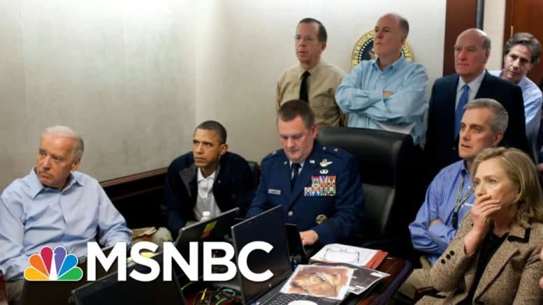 An Inside Look At The Obama Presidency Through Pete Souza's Lens | The Last Word | MSNBC 1