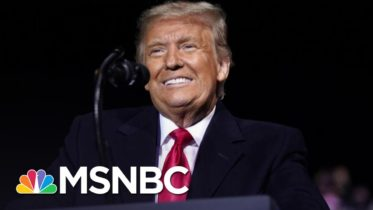 Trump Begs Suburban Women To Like Him At Packed Rally | The 11th Hour | MSNBC 6