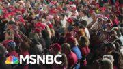 Trump Admin Admits Embrace Of Disputed Herd Immunity Strategy: WaPo | Rachel Maddow | MSNBC 2