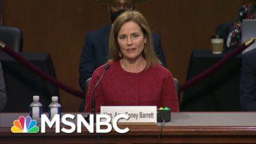 Fertility Doctors Raise Alarm About Amy Coney Barrett's Stance On IVF | Rachel Maddow | MSNBC 6