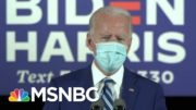 Biden Makes Appeal To Seniors As Trump Camp Mocks Biden | Morning Joe | MSNBC 4