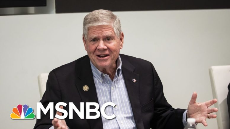 'Virtually Nobody' Seems To Like Biden, Says Congressional Candidate | Morning Joe | MSNBC 1