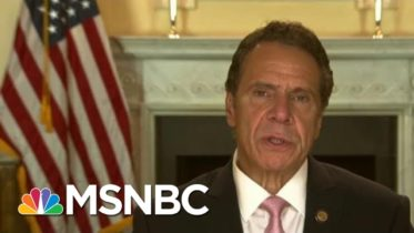 Gov. Cuomo Says Trump WH Engaged In 'Extortion' With NY | Morning Joe | MSNBC 6