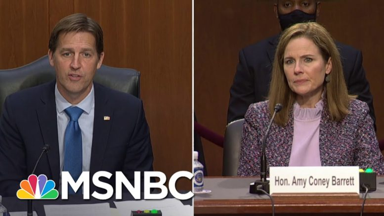 Sen. Sasse Calls Houston Astros 'Miserable Cheaters' While Comparing Them To Democrats‌ | MSNBC 1