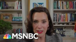 Gov. Gretchen Whitmer On Kidnapping Plot: 'Those Were Domestic Terrorists' | The ReidOut | MSNBC 3