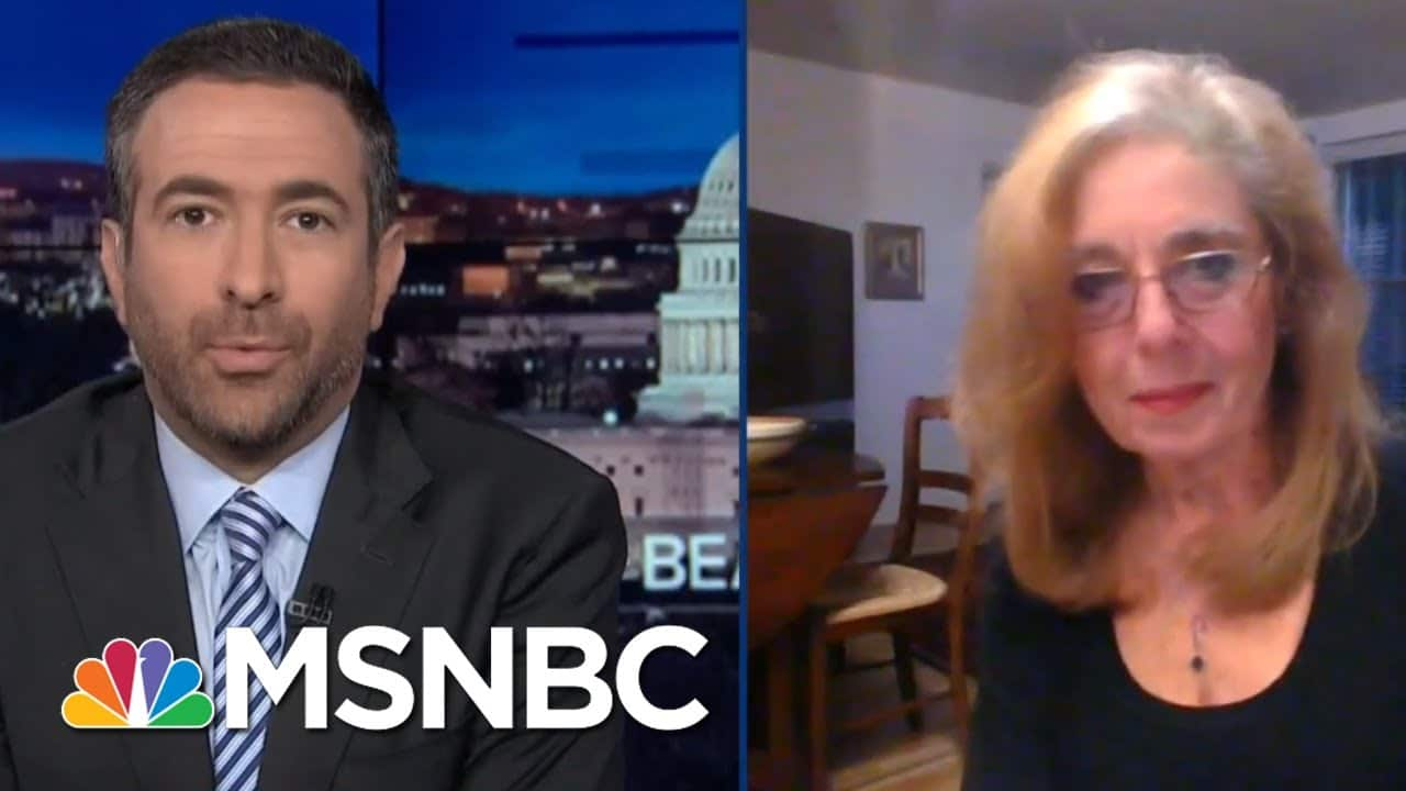 As Trump Crashes In Key States, His 'Alternate Universe' & Cheating Kicks In, Says Insider   MSNBC 9