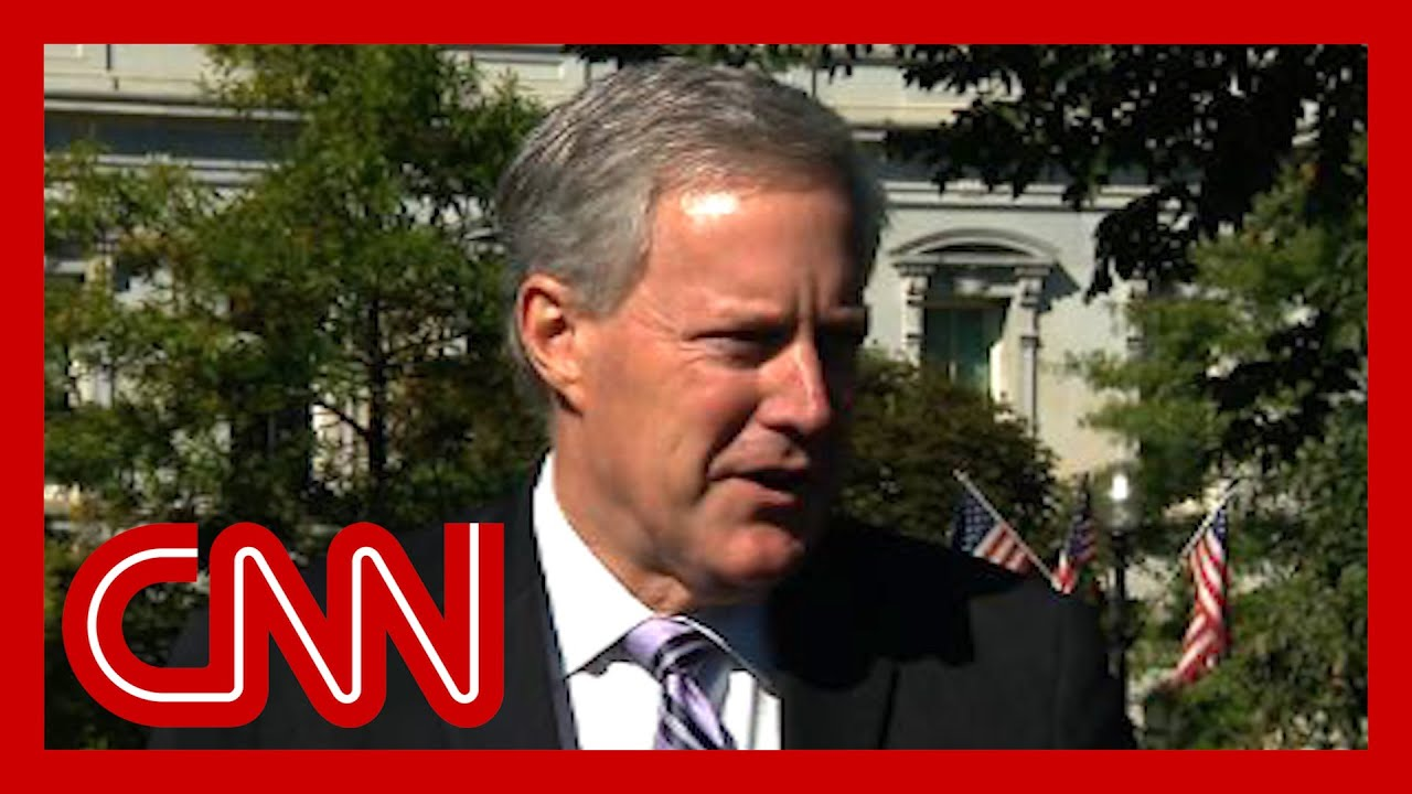 Trump has mild symptoms, White House chief of staff says 1