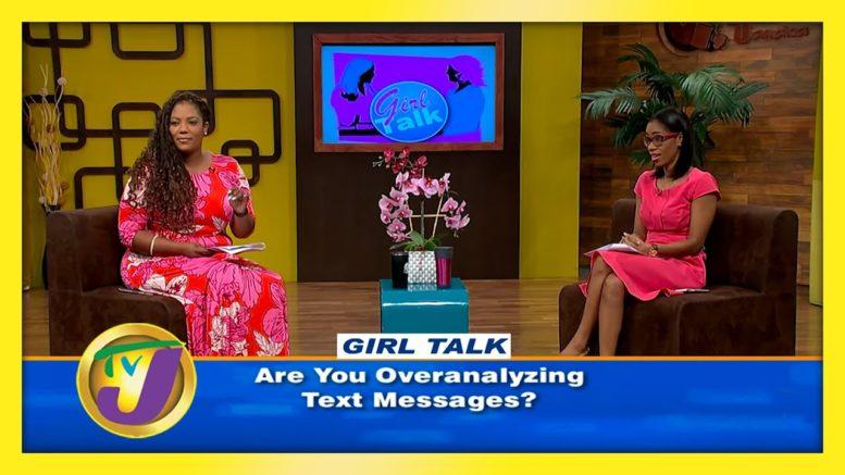 TVJ Smile Jamaica: Girl Talk - October 13 2020 1