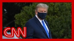 Trump leaves White House for Covid-19 treatment at hospital 6
