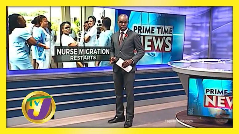 Jamaican Nurses Migrating - October 13 2020 1