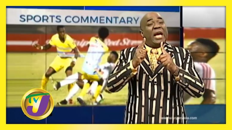 TVJ Sports Commentary - October 13 2020 1