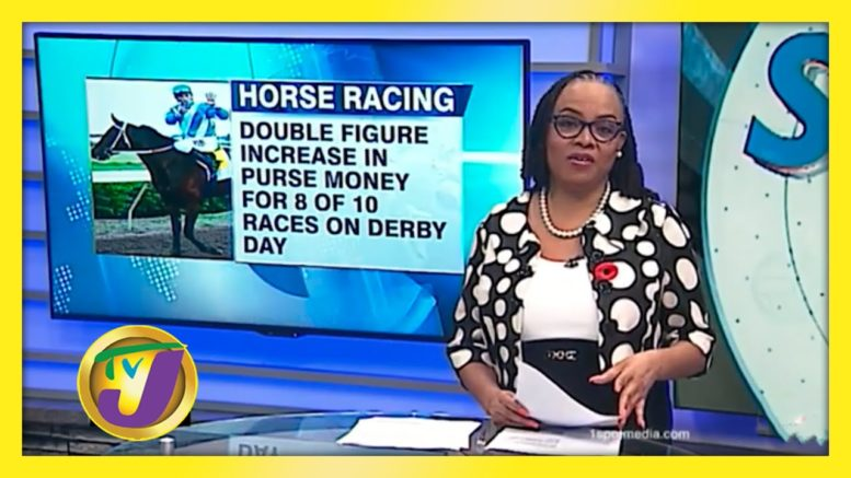 30% Increase in Purse for 8 - 10 Races on Derby Day - October 13 2020 1