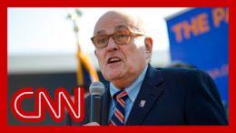 WaPo: WH was warned Giuliani was target of Russian misinformation 4
