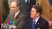 Archive: U.S. president Ronald Reagan's 1981 trip to Canada 3