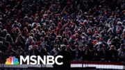 Huge Trump Rally Violated Iowa And White House Covid-19 Guidelines | The 11th Hour | MSNBC 5