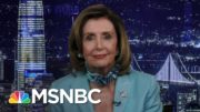 Pelosi On Pandemic Relief Negotiations With GOP | The Last Word | MSNBC 5