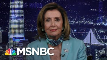 Pelosi On Pandemic Relief Negotiations With GOP   The Last Word   MSNBC 6